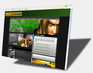 Respawn Gaming Website